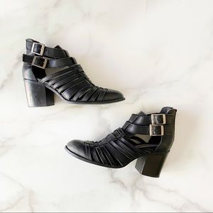 Steve Madden Frenchey Booties Size 6.5